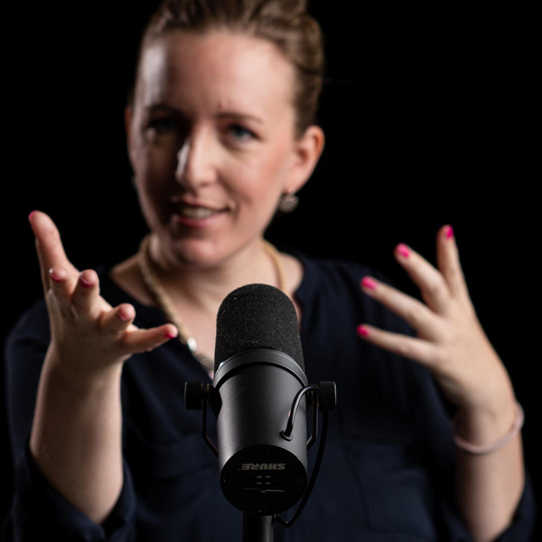 Dietikon Vielfalt Kultur  Ich und Dietike | Team Podcast mit Mona Sorcelli #KulturDietikon